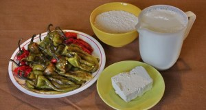 Ето така се приготвя вкусно ястие с чушки и млечен сос
