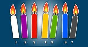 Изберете една свещ и разберете какво ви очаква в бъдеще