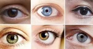 Цветът на очите определя съдбата ви