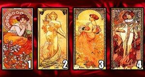 Искате ли да знаете какво ви очаква в близко бъдеще? Изберете една от тези карти!