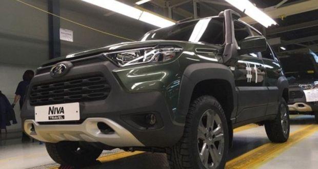 От Русия с любов: Започва производството на новата Lada Niva Travel