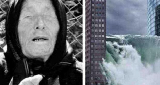 Ванга със страховито пророчество: Ще има нов потоп на Земята Черно море ще стигне до Сливен