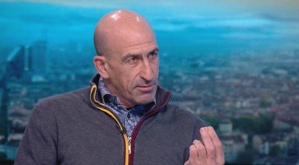 Йордан Лечков попиля Борисов