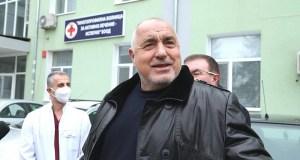Борисов: В България хората не знаят какво е пандемия искам поне по 10 000 ваксинирани на ден