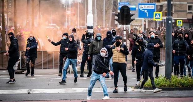 В цял свят започна европейско въстание срещу локдауните