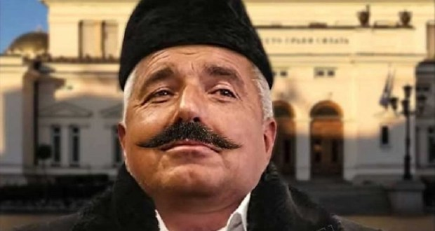 Герасим Георгиев-Геро за Борисов: Пред него Бай Ганьо е английски лорд!