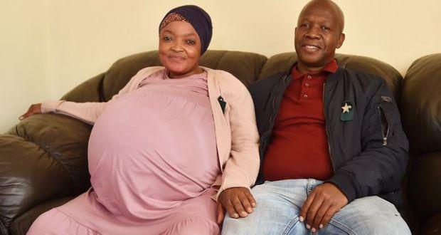 Майка на близнаци роди 10 деца накуп и счупи рекорда на Гинес