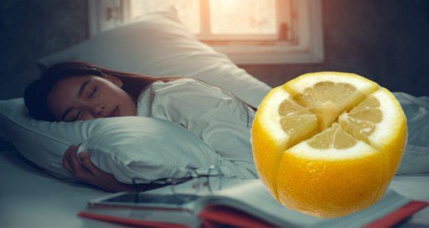 Жена започна да спи с половин лимон до леглото и ето какво се случи