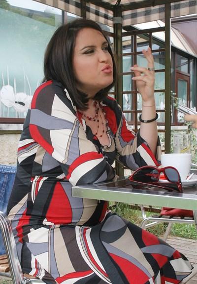 Как изглежда Ани Цолова