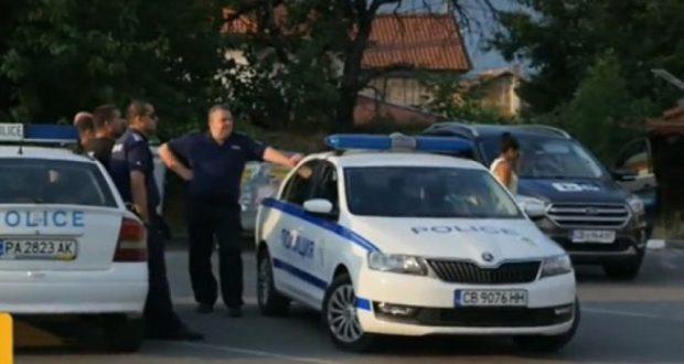 """Смразяващ разказ на очевидци как полицай помита 8-годишно дете на """"зебра"""" в Братаница"""