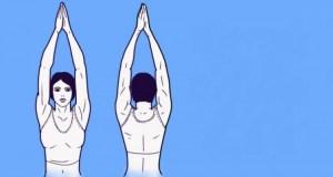 1 месец всеки ден си вдигах нагоре ръцете за 1 минута