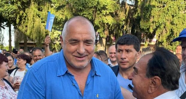Извънредно в 365 Новини: При избори 2 в 1 ГЕРБ издига Бойко Борисов за президент