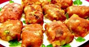 Печени манастирски картофи: Вкусна евтина и бърза вечеря - приготви я още днес:
