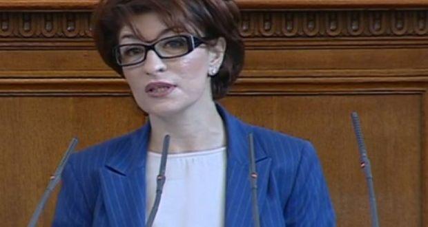 Десислава Атанасова заплаши Тошко Йорданов: 600 хиляди души могат да ви посрещнат на улицата