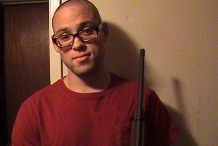 Chris Harper-Mercer blev dræbt i en skudduel med politiet. Han er identificeret som gerningsmanden til skoleskyderi, der kostede 10 mennesker livet og sårede syv andre. Privatfoto/myspace.