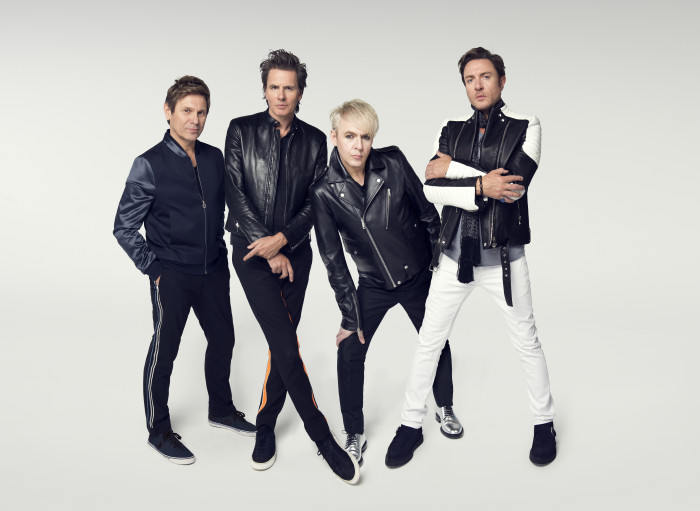 Pop-vetaranerne Duran Duran spiller på årets Northside festival. PRfoto.