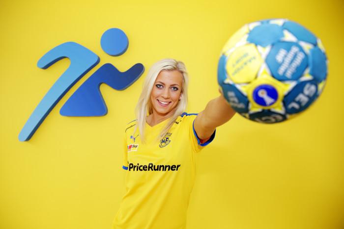 Nathalie Hagman skifter til Nykøbing Falster fra næste sæson. PRfoto