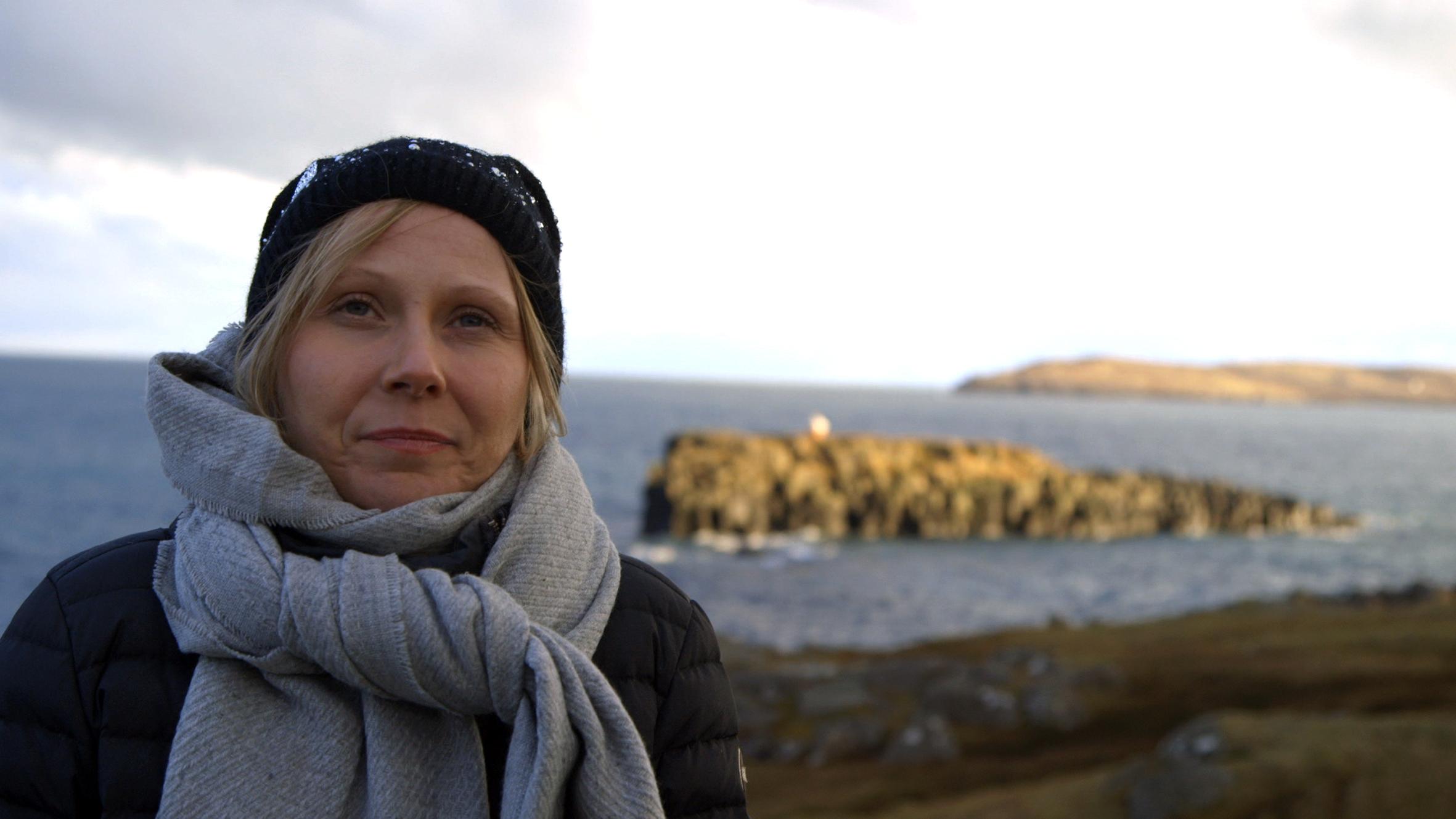 Mariann Poulsen giftede sig i 2008 med morderen Peter Lundin. Foto: Peter Hammer.