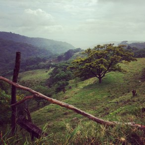 Over the hills of Monteverde