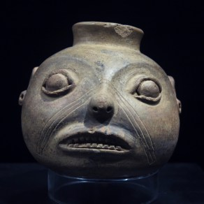 Pre-Columbian ceramics at the Jade Museum in San Jose