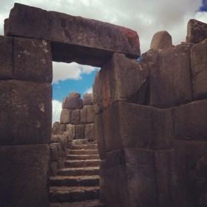 Saqsaywaman ruins, Cusco