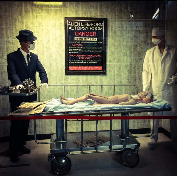 Alien Autopsy, Roswell, NM