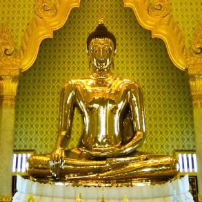 Golden Buddha Temple, Bangkok, Thailand