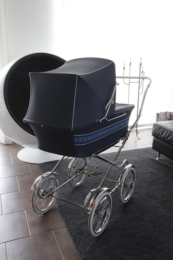 awn barnvagn 60-tal
