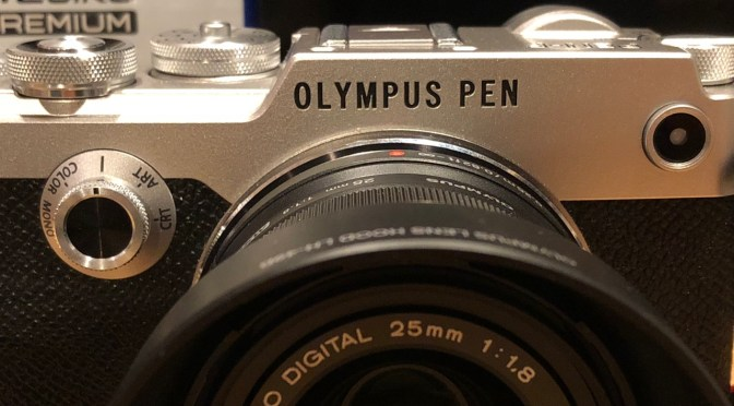 Erfahrung: Olympus Bonusaktion zur PEN-F