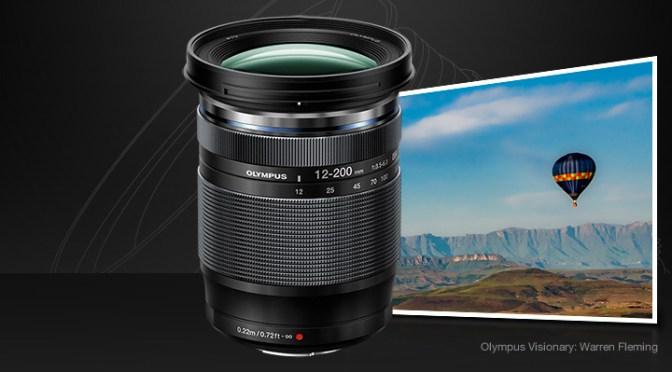 Neu:Olympus M.Zuiko Digital ED 12-200 mm 1:3.5-6.3