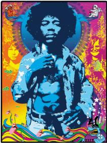 Hendrix Mr Frumpy
