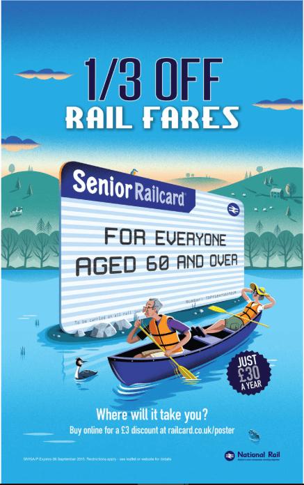 Railcard Ben Kirchner