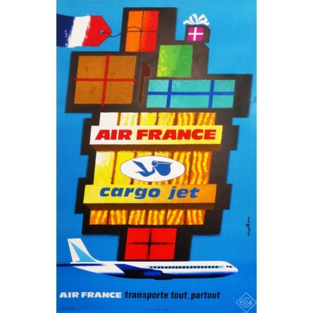 Nathan Garamond Air France Cargo