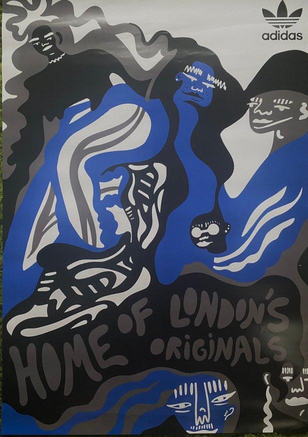 Adidas-London