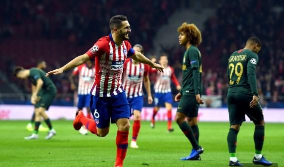 Атлетико Мадрид -Монако bet365