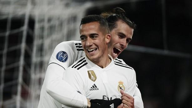 Реал Мадрид - Рома bet365