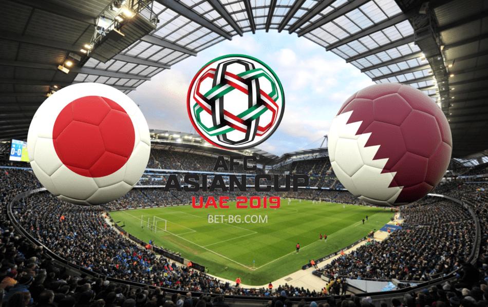 Япония - Катар