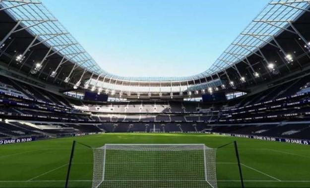 Новият стадион на Тотнъм bet365