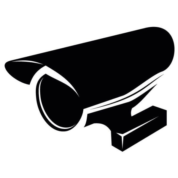 Free SURVEILLANCE CAMERA VECTOR GRAPHICSeps PSD files