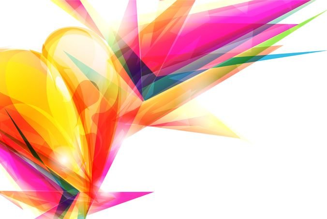 free abstract design vector