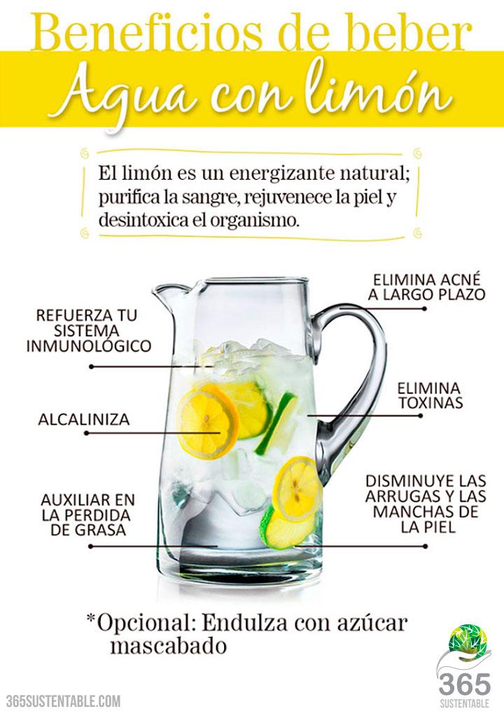 beneficios-del-agua-con-limón