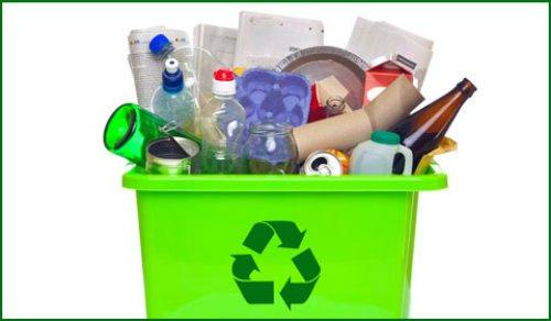 Reciclá la basura