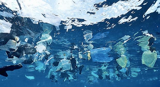 Vertido de plasticos y residuos, país por país