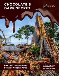 Cacao Ilegal, Dark Secret