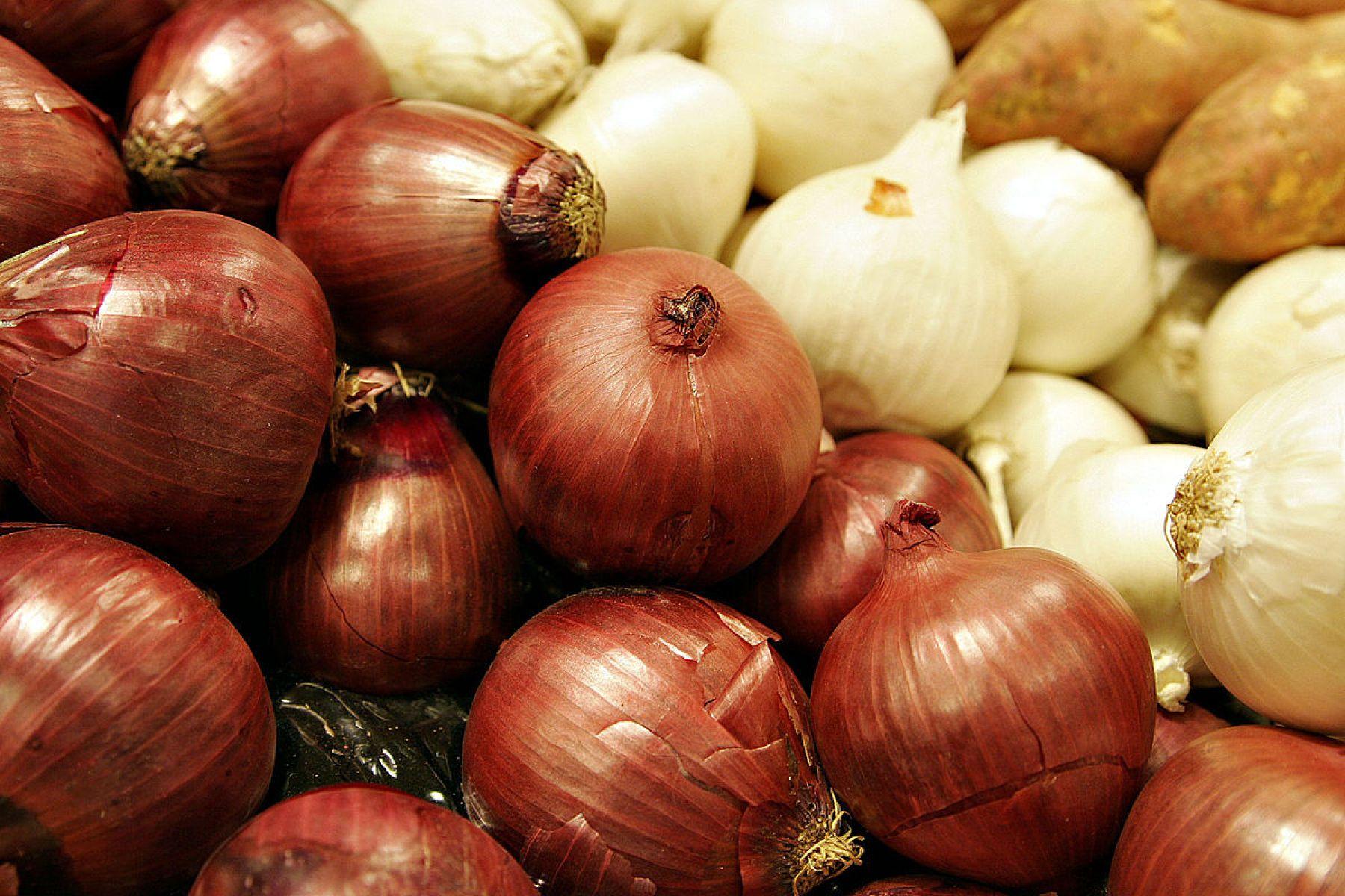 Cebolla, Limpieza Natural