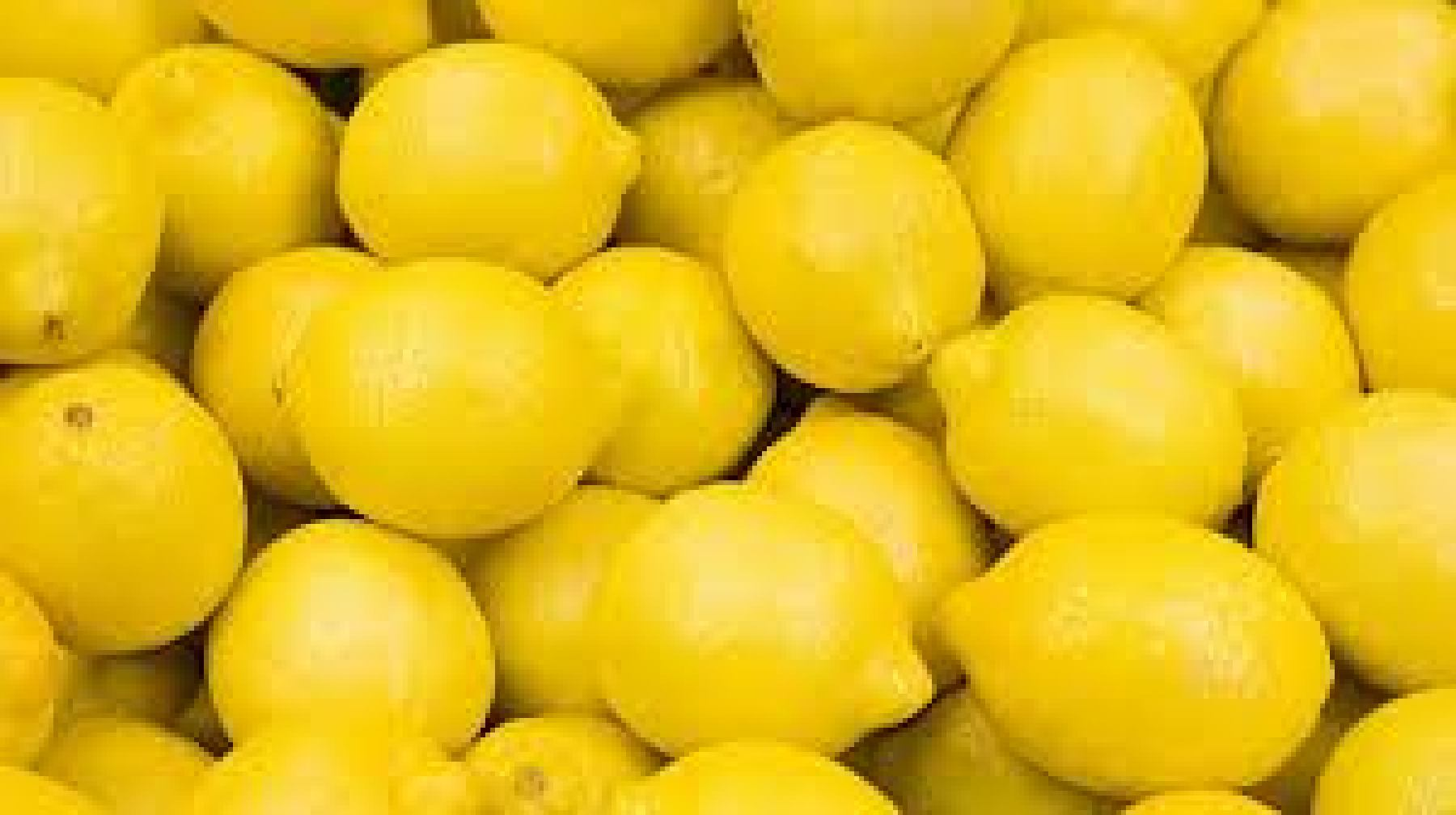 Limones, Limpieza Natural