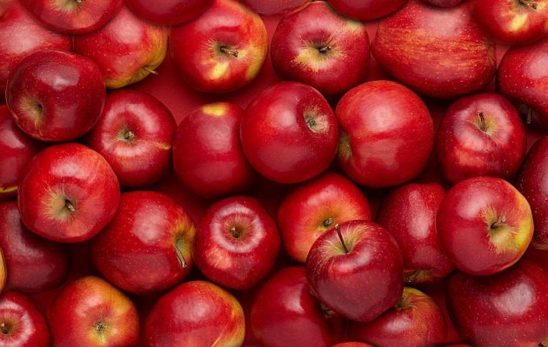 Manzana, Limpieza Natural