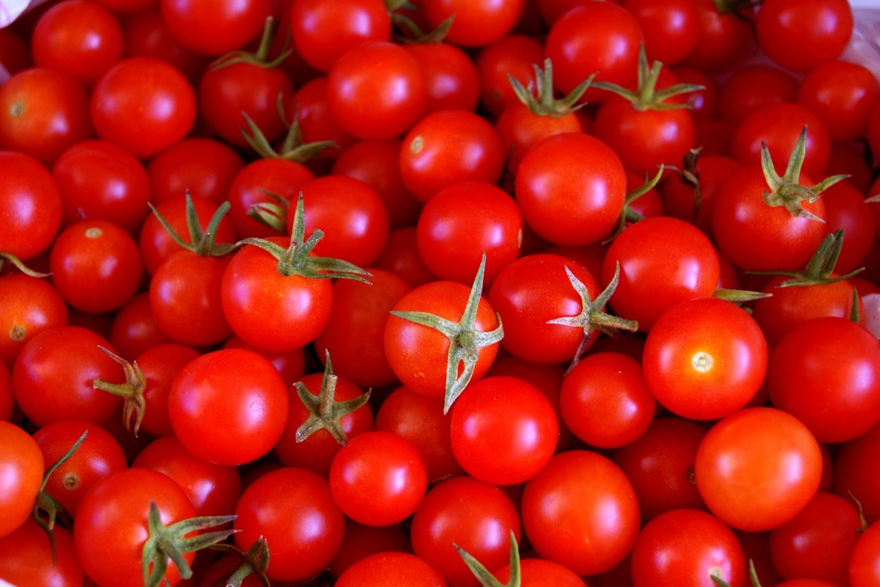 Tomates, Limpieza Natural
