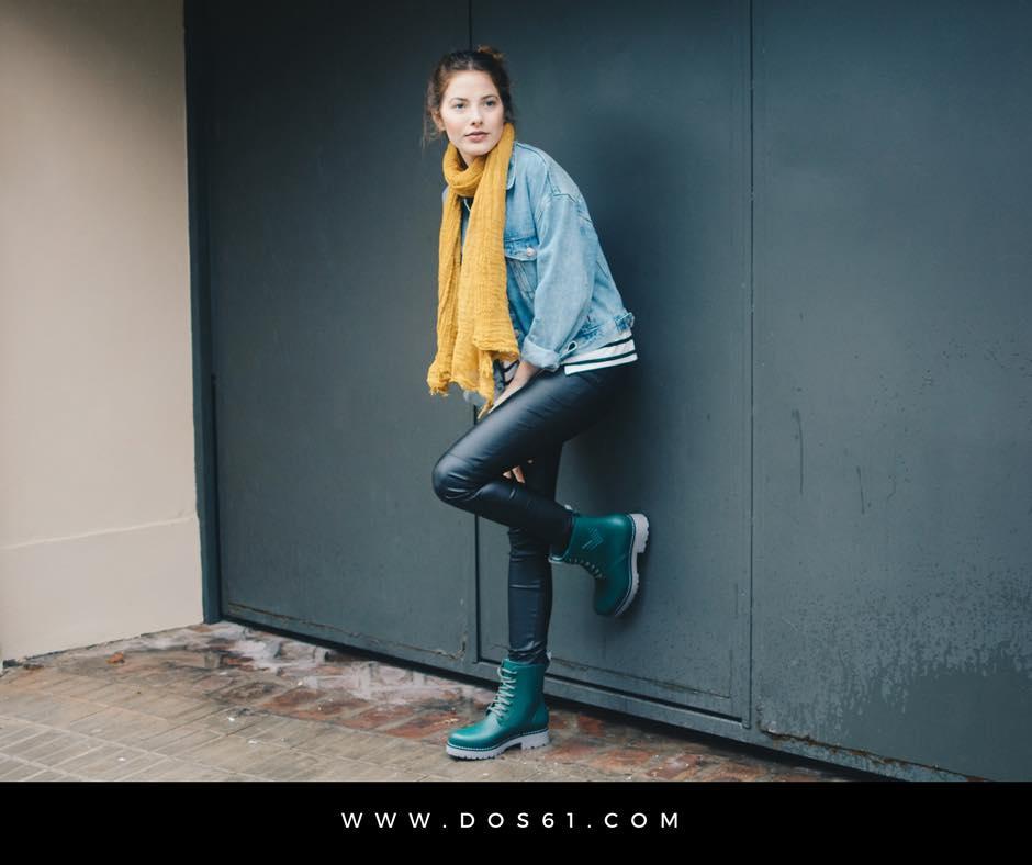 dos61, calzado del futuro. Apuesta al mercado online.