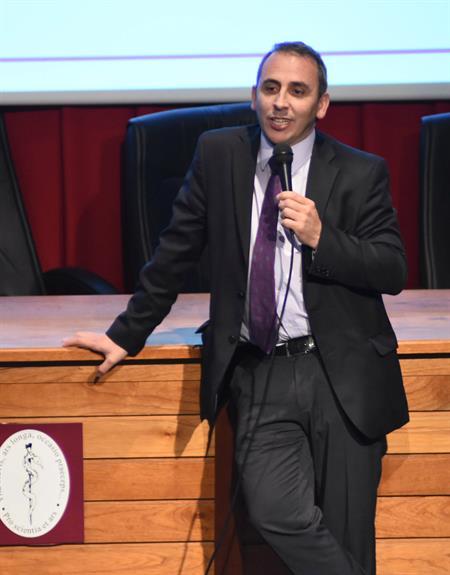 Cannabis Medicinal, El doctor Marcelo Morante, director del posgrado